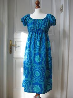 Meghan Peasant Dress/Top for Women: Misses 0-18- 1x-3x Womens ...