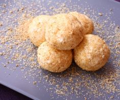 Pillekönnyű grízes túrógombóc Muffin, Food And Drink, Potatoes, Bread, Dinner, Vegetables, Breakfast, Sweet, Desserts