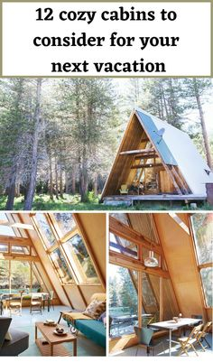 Scotland Nature, Cafe Display, Idaho Springs, Contemporary Cabin, Go Glamping, Bothy, A Frame Cabin, Little Cabin, Small Apartment Decorating