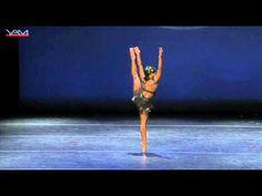 Michaela de Prince (DNB):  Contemporary Variation, YAGP 2010 (Age 14)