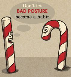 Any body posture that we maintain long enough or repeat often enough becomes a habit that we are unaware of. #bodylanguage #mind #quote