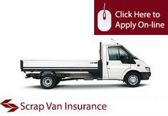 Scrap Van Insurance