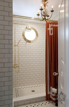 Classic West Hartford Home Bath Renovation Updated Powder Room With - Bathroom remodel west hartford ct
