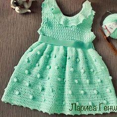 3731 Best Children's Crocheted Dresses images in 2019