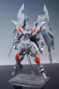 GUNDAM GUY: HGBF 1/144 Wing Gundam Zero Honoo RE: - Custom Build