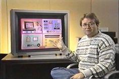 Andy Hertzfeld Frox Demo 1990