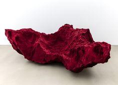 fredrikson stallard momentum LDF designboom. 'Species 1′, 2015 polyurethane, glass fibre, polyester 2400 x 1400 x 790 mm