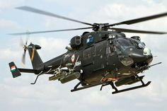 Rudra attack Helicopter