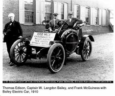 Image result for 1912 bailey electric auto