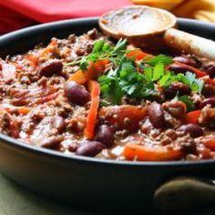 Chili con Carne und 87.000 weitere Rezepte entdecken auf DasKochrezept.de
