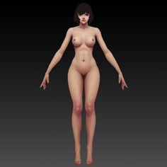 第七期女人体案例