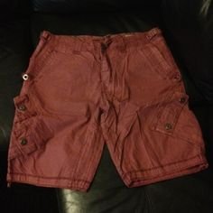 Selling this Mens Triple Five Soul Cargo Short Size 38 on Poshmark! My username is: luxury1. #shopmycloset #poshmark #fashion #shopping #style #forsale #Triple Five Soul #Other