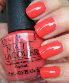 opi toucan do it if you try   OPI Toucan Do It If You Try  Thrill of Brazil collection