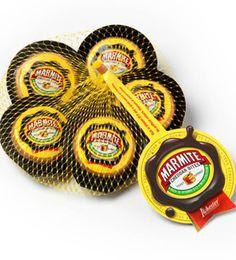 Marmite & cheese? No... Marmite cheese!