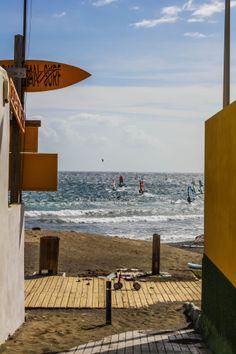 El Medano..the surfers city