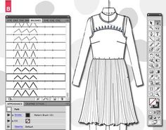 20 Best Adobe Photoshop For Fashion Design Images Fashion Design Digital Fashion Illustration Photoshop