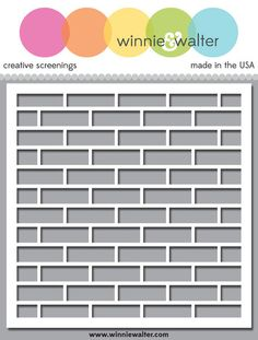 Scenery: Rectangled Creative Screenings - Winnie & Walter, LLC