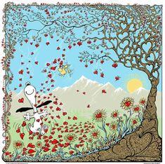 Meu Amigo Charlie Brown, Charlie Brown And Snoopy, Peanuts Cartoon, Peanuts Snoopy, Snoopy Love, Snoopy And Woodstock, Snoopy Quotes, Peanuts Quotes, Snoopy Comics