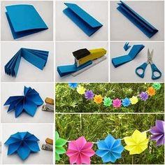Die 15 Besten Bilder Von Faschingsdeko Basteln Paper Flowers