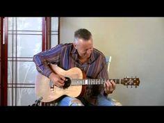 #Jazz #Guitar #Lessons - Tommy Emmanuel - Rubys Eyes - Guitar Lesson