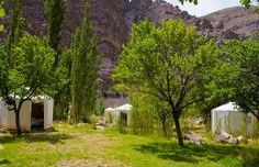 #2. Get some food for soul at the West Ladakh Camp Best time to visit:  June to September Accommodation: Tents