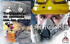 En los trabajos de gran riesgo para nuestros pulmones, la protección es la única barrera ante la enfermedad. https://www.facebook.com/JohannyVargasdra