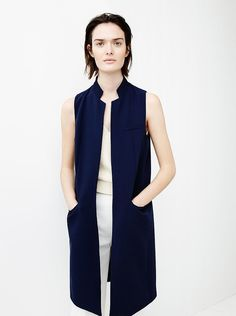 On shoppe quoi chez Zara ce printemps? Zara Looks, Look Fashion, Womens Fashion, Fashion News, Long Vests, Printed Denim, Street Style, Lookbook, Zara Women