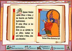 DURANTE ESTOS DIAS HEMOS CONOCIDO A TODOS LOS PERSONAJES EXISTENTES EN LA EDAD MEDIA.   GRACIAS AL APORTE QUE TRAJO LAURA MARÍA , CONOCIMOS... Middle Ages, Castle, Baseball Cards, Carnival, Medieval Castle, Knights, Castles, Mid Century, Medieval Times