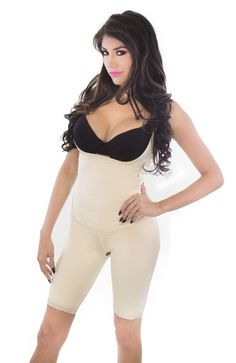 7016bdf85016c Butt Boosting Full Body Shaper