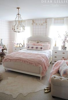 Some Spring Branches In Lillie's Room - Dear Lillie Studio