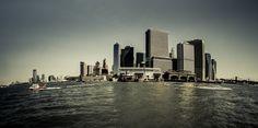 Manhattan. #nyc  Copyright Aki Votrubova.
