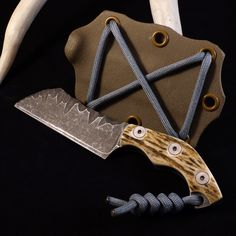 OOAK Forge is a small business out of Portland, OR. We make all different kind of One Of A Kind products. From knives and Axes, to Slingshots and Everyday Carry. WWW.OOAKFORGE,COM #edc #everydaycarry #gifts #tactical #tacticalgear #knives #knife #customkn