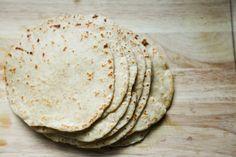 from the nato's: whole wheat tortilla recipe