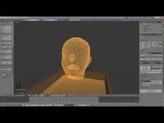 Blender 2.65 - Quick Tutorial IV - Liquid Simulation - YouTube