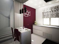 Kitchen design 10 m sq