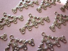 End Bars & Separators in Jewelry Making > Findings & Chains - Etsy Craft Supplies