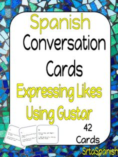 Question cards to help your students start some conversations and practice telling time and talking about school schedules. There are 42 cards included, as well as a blank template for you to add any of your own (or have students create some!). Please check out the preview for many ideas on how you could use these in your classroom.