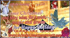 Have a nice time beloved souls. With the morning bells, come Christmas and fairy tales, for a wish, magic and dream for happy holiday, love and light (agape ke fos). Ωρα καλή αγαπημένες ψυχές. Με τις πρωινές καμπάνες έρχονται Χριστούγεννα και ιστορίες με νεράιδες για ευχές για ονειροπώληση και χαρούμενη γιορτή. Αγάπη και Φως. Mary Di Mina,    #morning,#bells,#christmas,#fairy,#tales,#wish, #magic,#dream,#happyholidays, #MaryDiMina, #ArchetypalflameArchetypal Flame Αρχέτυπη Φλόγα - Google+