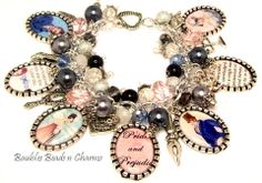 Hey, I found this really awesome Etsy listing at https://www.etsy.com/listing/163974061/pride-and-prejudice-charm-bracelet