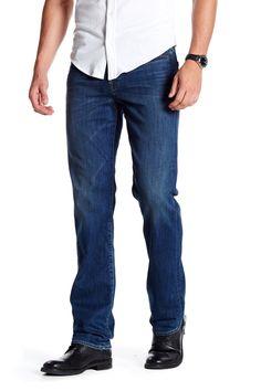 Standard Straight Leg Luxe Performance Jean