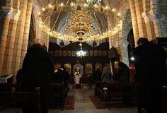 st george monastery syria
