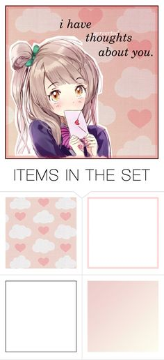 """I don't see a problem. Do you?"" by piiikaboo ❤ liked on Polyvore featuring art"