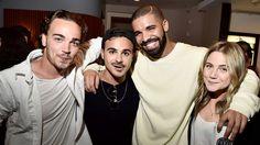 Drake Reunites with Degrassi Cast!