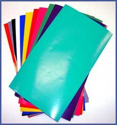 Skat Katz australia M7 Rainbow 25 X 30x30cm sheets permanent outdoor vinyl for $25
