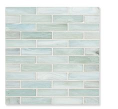 Beautiful option for kitchen or bath. Sonoma Tilemakers Vihara ICHIKA Silk 1 x 4 Kitchen Redo, Kitchen Backsplash, Kitchen And Bath, Kitchen Remodel, Kitchen Design, Glass Subway Tile Backsplash, Kitchen Ideas, Glass Tiles, Backsplash Ideas