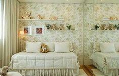 quarto de menina provencal