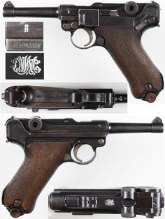 KAGADATO selection. The best in the world. Weapon. **************************************DWM P08 Luger