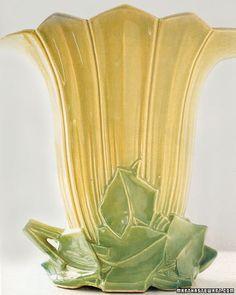 McCoy Pottery - Martha Stewart Home & Garden