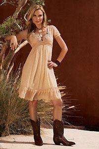 Super Cute Western Dress | LOVE love LoVe this | Pinterest ...