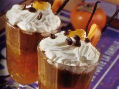 Ricetta Dessert : Coppe con crema di kaki e caffè. da Mbelen